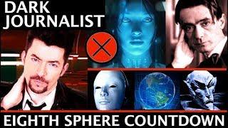 DARK JOURNALIST X-SERIES 42: RUDOLF STEINER PREDICTS EIGHTH SPHERE AI INVASION!