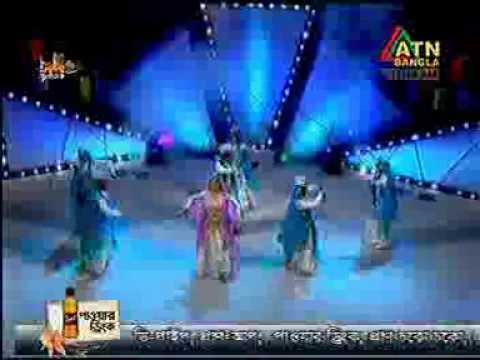 shukno patar Nupur o payea Baby (bafa Dance)