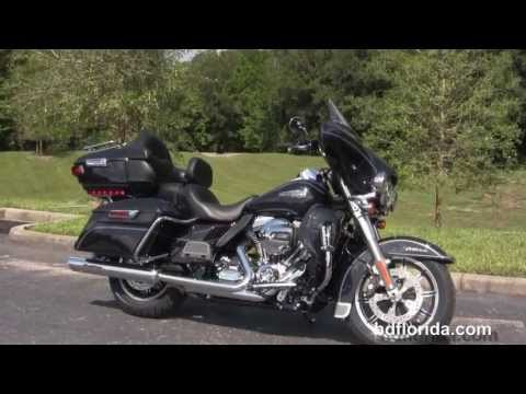 New 2014 HarleyDavidson Electra Glide Ultra Classic  -  Motorcycles for sale