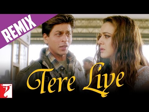 Tere Liye - Veer-Zaara - YRF Remix Video