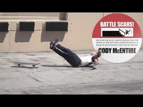 Cody McEntire Tells Us About The Worst Slams Of His Career | Battle Scars