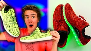 The $19 LED Shoes