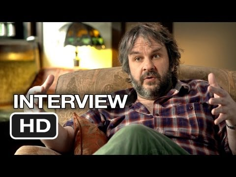 The Hobbit: An Unexpected Journey Interview - Director Peter Jackson (2012) HD