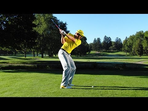 Sergio Garcia's Simple Swing Keys