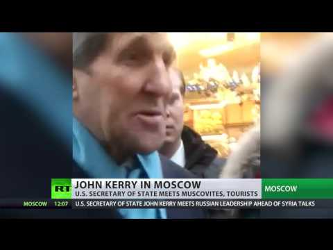 No isolation for Russia, world is better when we cooperate - US Sec of State Kerry in Moscow