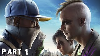 "WATCH DOGS 2 ""NO COMPROMISE DLC"" Walkthrough Gameplay Part 1 (PS4 PRO)"