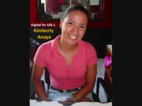 la tocada digital - KIMBERLY ANAYA de Digital fm 103.1 acapulco