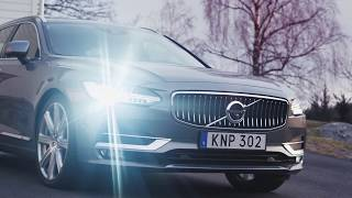 2018 Volvo XC60 Safety Features Demo