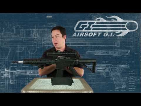 Airsoft GI - $1200 Custom Daniel Defense Noveske Magpul M4 AEG by Head Tech Frank Chu