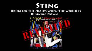 Watch Sting Bring On The Night video