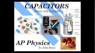 Capacitors Part 1