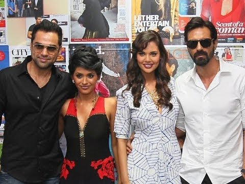 Chakravyuh - Press Meet In Dubai