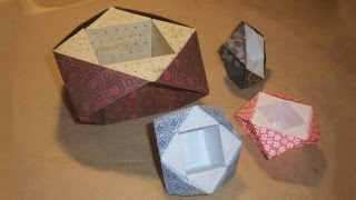 Origami Bowl By Philip Shen