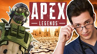 Real Doctor Plays APEX LEGENDS Season 2 | My Gaming Setup
