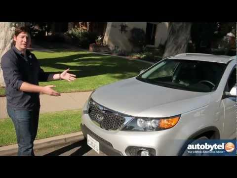 2012 Kia Sorento Test Drive & Crossover SUV Review
