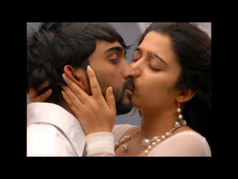 Charmi And Aravind Lip Lock Kissing video