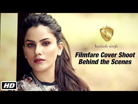 Behind The Scenes | Kashish Singh's Filmfare Cover Shoot