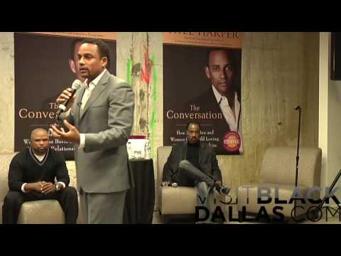 Cocktails & Conversation ft. Hill Harper