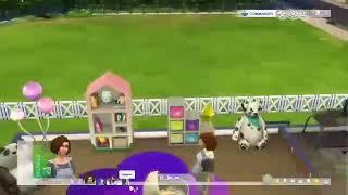 Crazy baby challenge