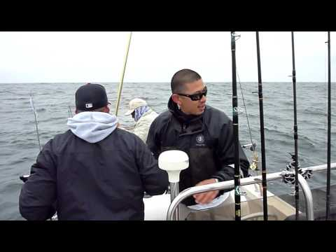 Salmon Fishing Half Moon Bay - W.F.O!
