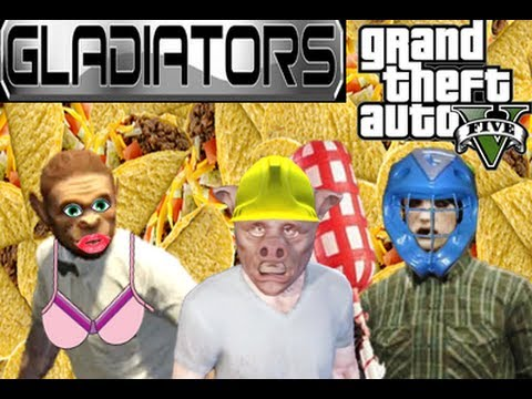 Gta V Online Mexican Mayhem - Jonathan!!!, Gladiator, Hooker Hunt (gta Online Funny Moments) video