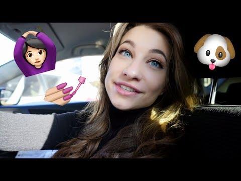 МНОГО ЩЕНОЧКОВ 🐶   и Почему я НОЧУЮ у МАМЫ  | Vlog