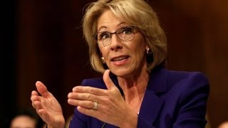 Jeremy Scahill: Did Education Nominee Betsy DeVos Lie to Senate About Ties to Anti-LGBT Foundation?