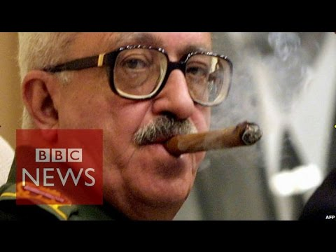 Iraq: Tariq Aziz 'dies in prison' - BBC News