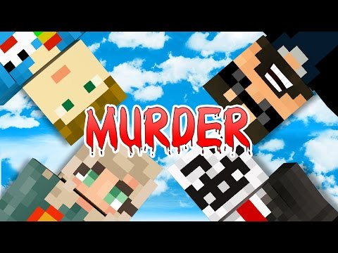 A HUGE UPDATE?! | Minecraft Murder Mystery 4 man team!