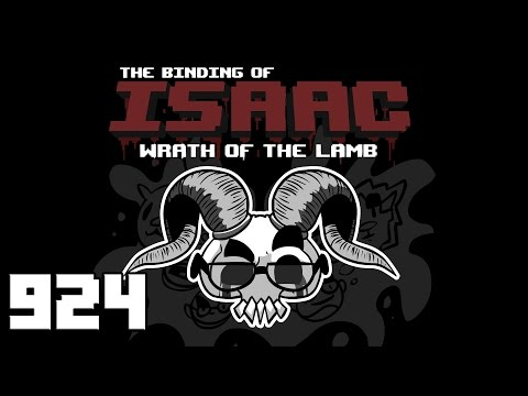 Let's Play - The Binding of Isaac - Episode 924 [Architect]
