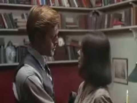 Natalie Wood And Robert Redford - Strange Magic