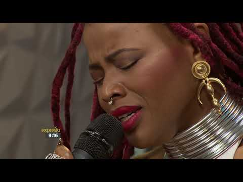 Lady X performs 'Seasons' ft. Afrikan Roots