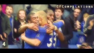 Chelsea FC Top 10 Goals 2010/11 [720p]