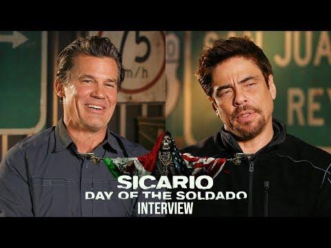 'Sicario: Day Of The Soldado' Interview