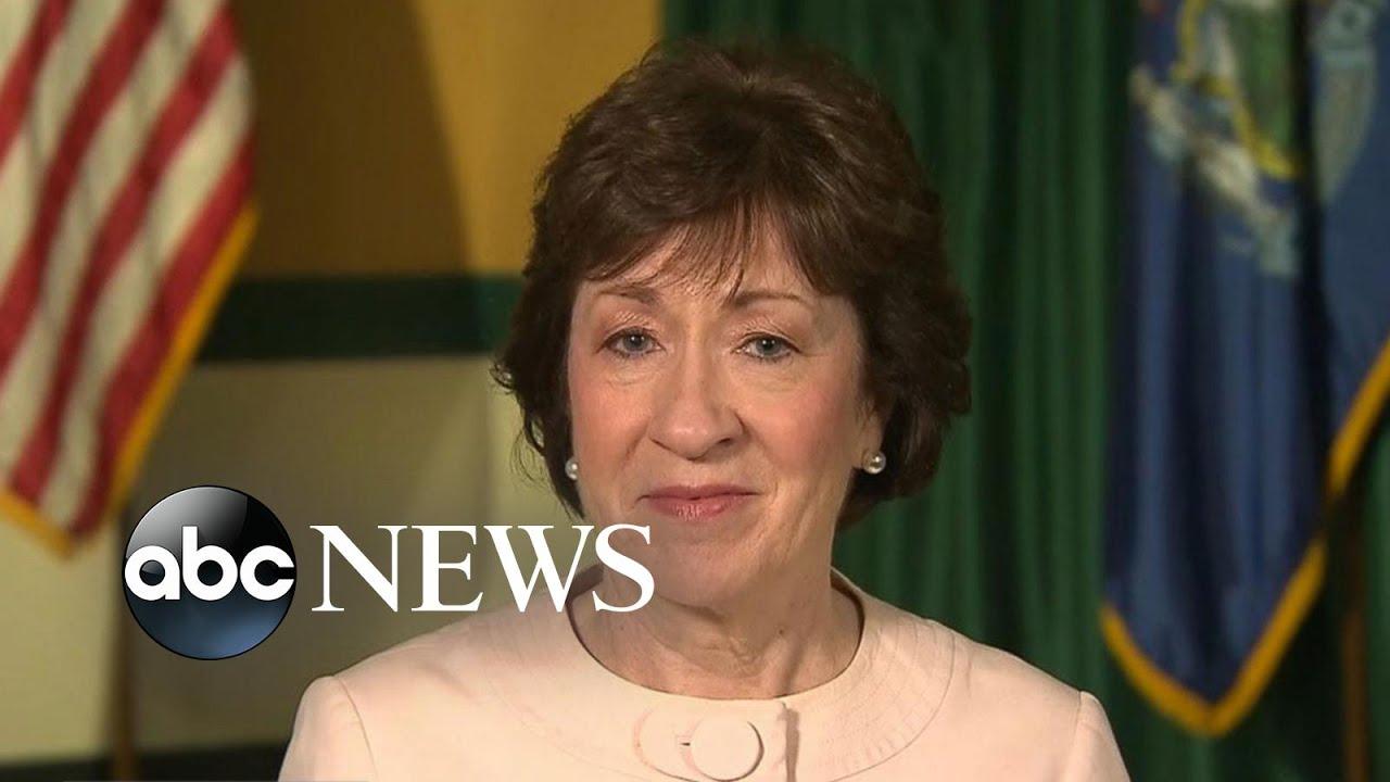 Collins: GOP Senate health care bill would make 'sweeping and deep' Medicaid Cuts