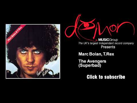 Bolan Marc - The Avengers (Superbad)