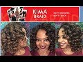 LAZY And EDGES FRIENDLY CROCHET BRAIDS FEAT HARLEM 125 WIND WAVE T1B30 INFO VIDEO mp3