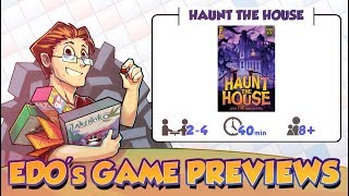 Edo's Haunt The House Review (KS Preview)