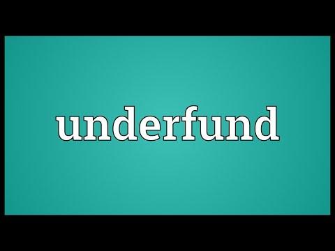 Header of Underfund