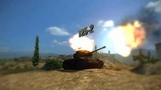 World of Tanks: Bezzant wot, T25/2 live gameplay parts 4/5