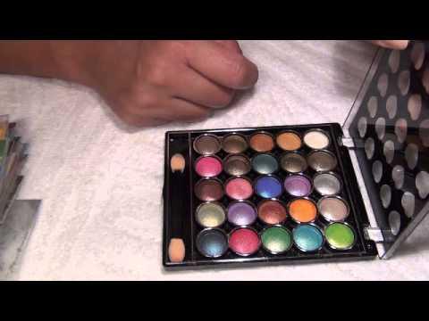 Como hacer tus acrilicos de colores con sombras y - Como hacer colores ...