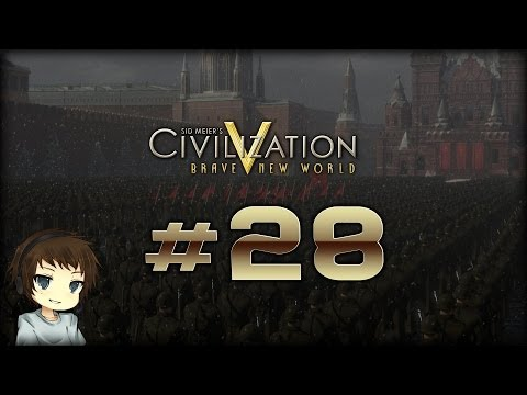 Let's Play Civilization V Brave New World - Part 28 CHINA -