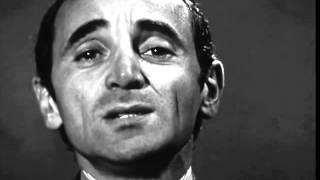 Watch Charles Aznavour Hier Encore video