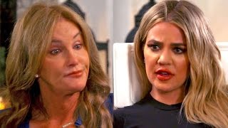 Khloe Kardashian & Caitlyn Jenner Hash Out Thier Issues in New KUWTK Teaser