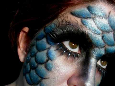1RST PLACE WINNER!!! Chelsiepoo07 Ocean Inspired. Evil Mermaid