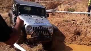 Jeep JK Extreme 4x4 Challenge 2015 - Jordan (video by: Yanal Pshegubj)