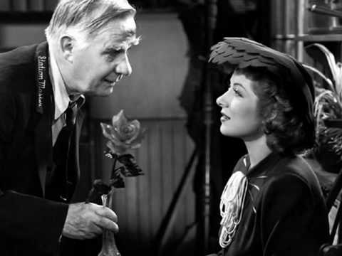 Greer Garson; a Kiss from a Miniver Rose