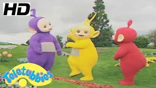 ★Teletubbies classic ★ English Episodes ★ Girl In The Back Garden ★ Full Episode (S14E364) - HD