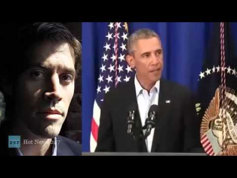 James Foley  Obama Speech Obama ISIS Beheading Speech Barack Obama
