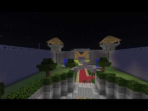 Minecraft: PvP,Raiding,Hunger Games,mob arena 24/7 NO LAG 1.3 Cracked Server Joi